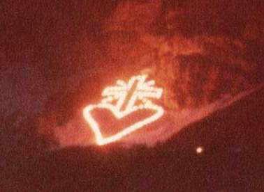 Bergfeuer 1983