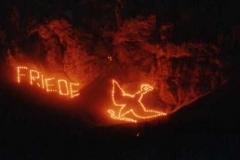 Bergfeuer 1993