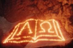 Bergfeuer 2001